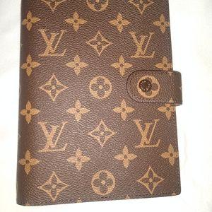 Louis Vuitton Planner